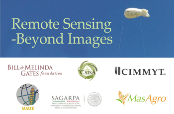 Opening slide of workshop 'Remote Sensing - Beyond Images'