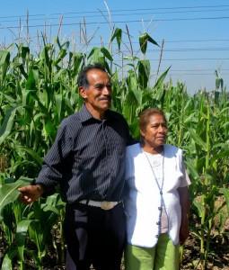 Porfirio y Josefina, Magdelena Panoaya